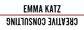 Emma Katz – Creative Consultant